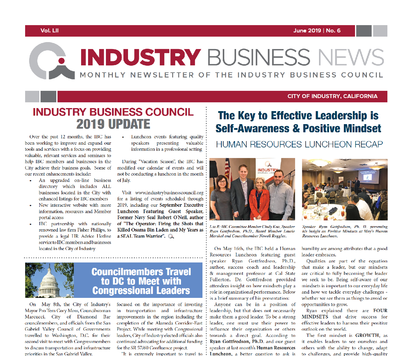 News List | Industry Business Council