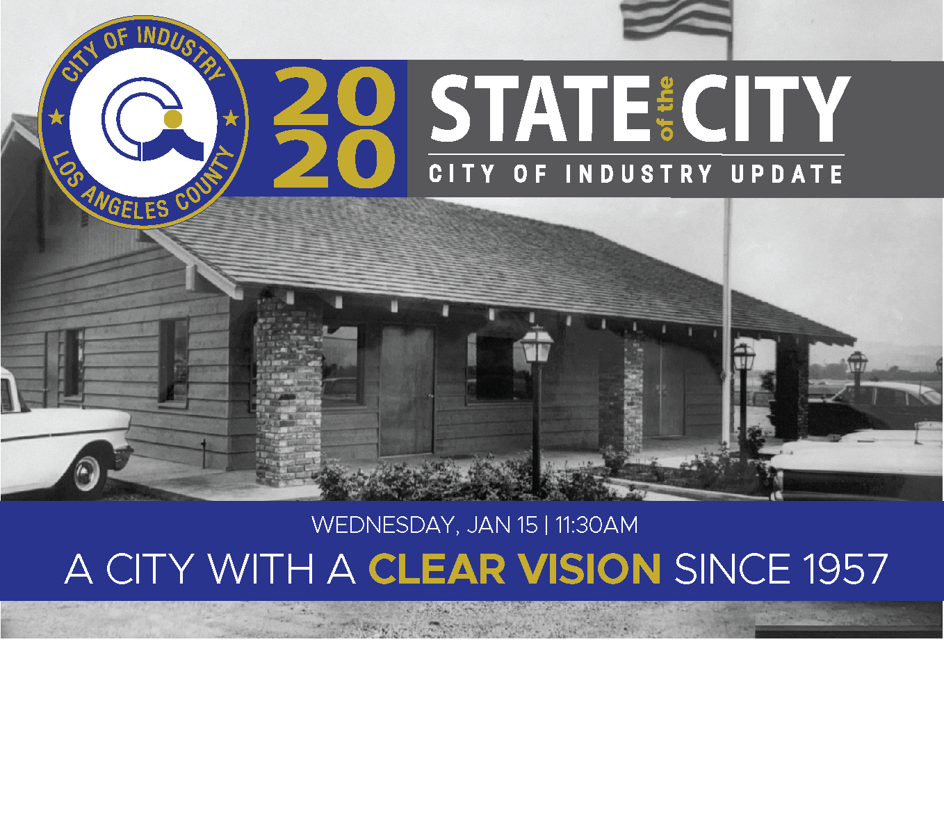 2020 STATE OF THE CITY